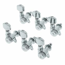 Schaller M6 135 Locking 6L CH