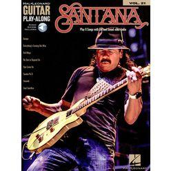 Hal Leonard Guitar Play-Along Santana