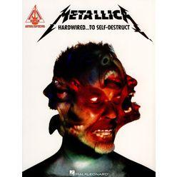 Hal Leonard Metallica Hardwired...To Self
