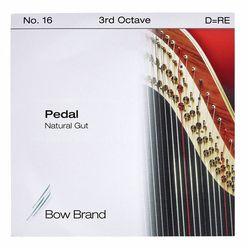 Bow Brand Pedal Natural Gut 3rd D No.16