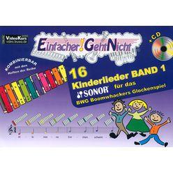 LeuWa-Verlag Kinderlieder 1 Sonor BWG