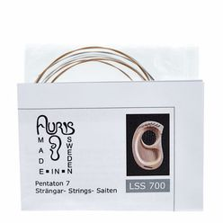 Auris Strings for My Little Lyre