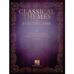 Hal Leonard Classical Themes For E-Bass