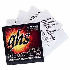 GHS Bass Boomers 70-140 Heavy