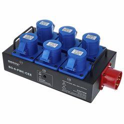 Botex BO-6-PW 16A CEE Blue Distribut