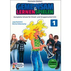 Bläser-Schulen-Verlag Gemeinsam Lernen 1 Cl Oehler