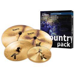 Zildjian K Country Pack