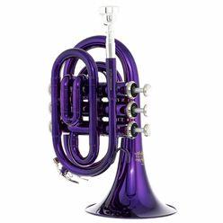 Thomann TR 25 Bb-Pocket Trumpet Purple