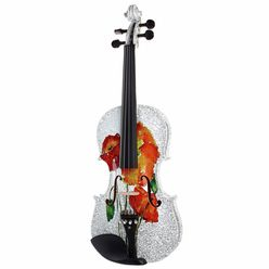 Thomann Red Rose Violin Set 4/4