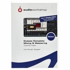 Audio Workshop Cubase Mixing & Mastering Rock