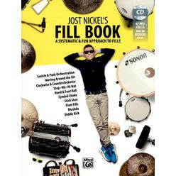 Alfred Music Publishing Jost Nickel's Fill Book Engl.
