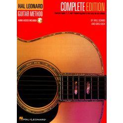 Hal Leonard Guitar Methode Complete Audio