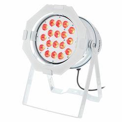 Stairville LED Par 64 CX-6 HEX 18x12W WH