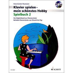 Schott Klavier Hobby Spielbuch 2
