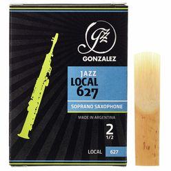 Gonzalez Local 627 Soprano Sax 2.5