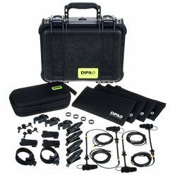 DPA 4099 Core Rock Touring Kit 4M