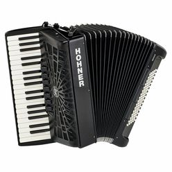 Hohner Bravo III 80 Black silent key