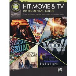 Alfred Music Publishing Hit Movie & TV Solos Horn