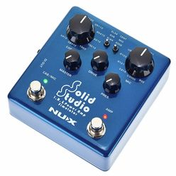 Nux Solid Studio IR & Pow Amp Sim