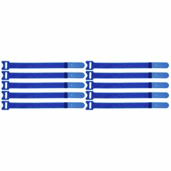 Stairville CS-230 Blue Cable Strap 230mm