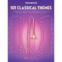 Hal Leonard 101 Classical Themes Trombone