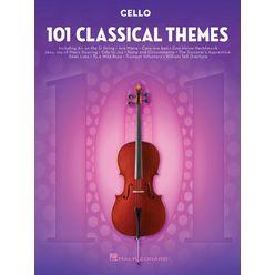 Hal Leonard 101 Classical Themes Cello