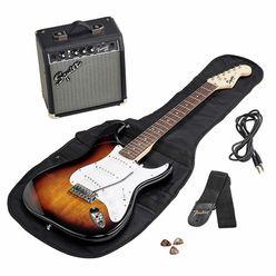 Fender SQ Strat Pack SSS BSB GB
