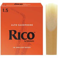 DAddario Woodwinds Rico Alto Sax 1.5