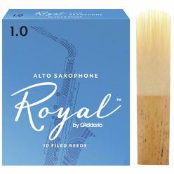 DAddario Woodwinds Royal Alto Saxophone 1.0