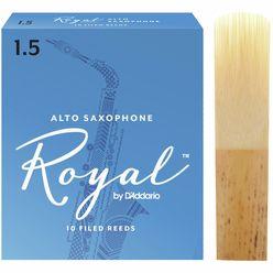 DAddario Woodwinds Royal Alto Saxophone 1.5