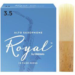 DAddario Woodwinds Royal Alto Saxophone 3.5