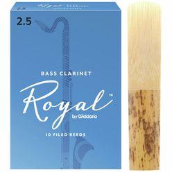 DAddario Woodwinds Royal Boehm Bass Clarinet 2.5