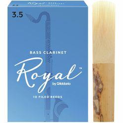 DAddario Woodwinds Royal Boehm Bass Clarinet 3.5