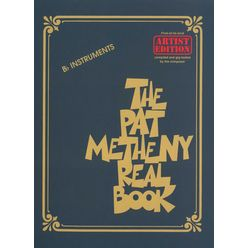 Hal Leonard The Pat Metheny Real Book Bb