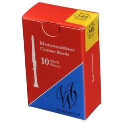 AW Reeds 145 German Clarinet 2.0
