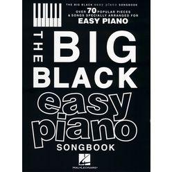 Hal Leonard The Big Black Easy Piano