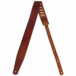Fender Broken-in Leather Strap Tan