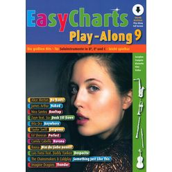Music Factory Easy Charts Play-Along 9
