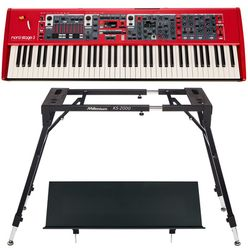Clavia Nord Stage 3 HP76 Stand Bundle