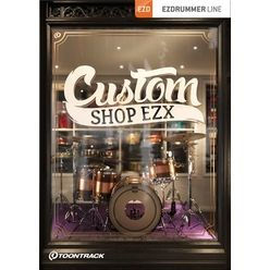 Toontrack EZX Custom Shop