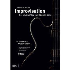 Tunesday Records Improvisation – Gitarren-Solo