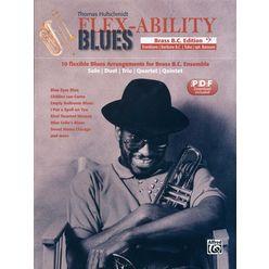 Alfred Music Publishing Flex-Ability Blues Brass Bass