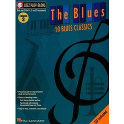 Hal Leonard Jazz Play-Along Blues