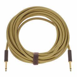 Fender Deluxe Cable 7,5m Tweed N