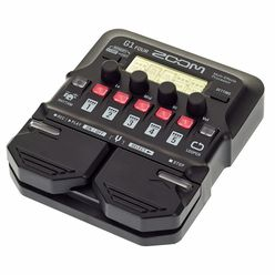Zoom G1 Four Multi-Effect-Pedal