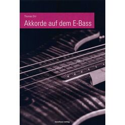 Basshaus Verlag Akkorde auf dem E-Bass