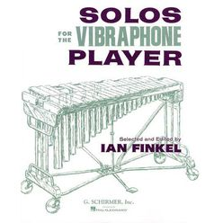 G. Schirmer Solos For The Vibraphone