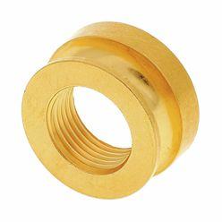 K&K Gold Strapnut Endpin Jack