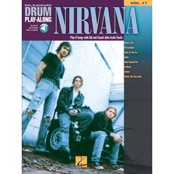 Hal Leonard Drum Play-Along Nirvana