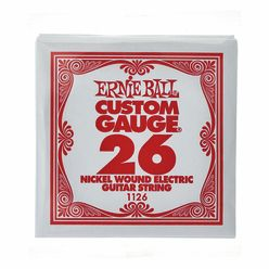 Ernie Ball 026 Single String Wound Set